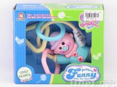 infant/Baby toy 3Game   Clown