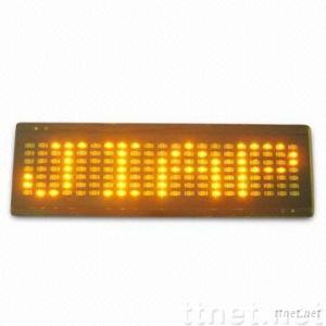 LED T-shirt Sign/Moving Sign