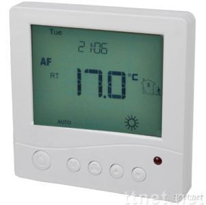Thermostat for gas boiler heating