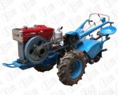 12-20hp two wheeled walking Tractor