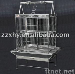 Fastigiate Play Top Parrot Cage