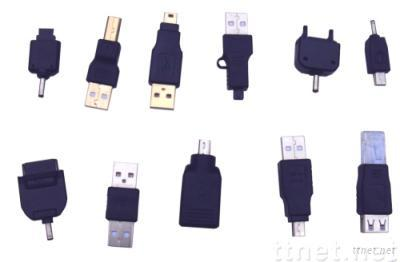USB Connector  for computers ,laptop ,mobile phone