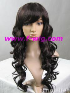 Fashion/Long Curl Wig,Synthetic Wig