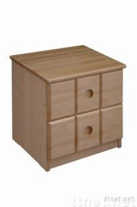 Cabinets night stand