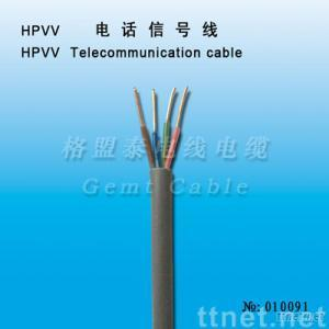 telephone cable/phone cable/telephone wire(CCC,CE,CB,RoHS)