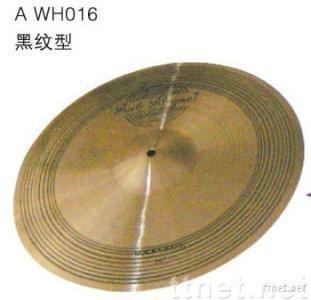 A series cymbal