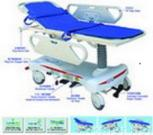 Medical Rise-and-Fall Stretcher Cart