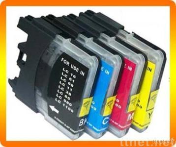 Compatible ink cartridge for Brother LC11/LC16/LC60/LC61/LC980/LC1100