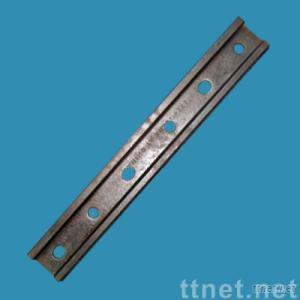 133RE fish plate & professional manufacturer railway products