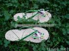handmade straw sandals A-LJ3/straw slippers/leisure shoes/Plant Plaiting/original ecological