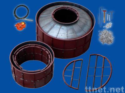 Steel Mould with Outer 10M3