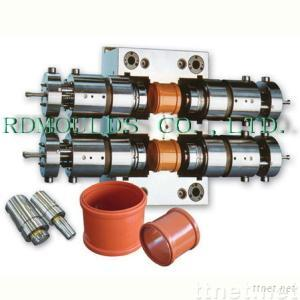 pipe-fitting mould