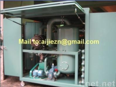 ZYD Hi-vacuum Transformer Oil Purifier