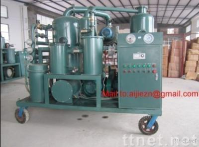 ZYD Cable Oil Degasifier, Oil Filtration Plant