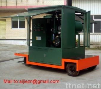 Mobile Trailer Transformer Oil Purification Machine, Oil Filtration, Oil Purifier