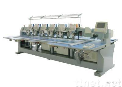 Computerized Laser Embroidery Machines With 6 Heads