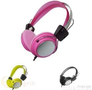 color headset