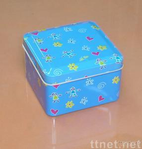 Lovely Tin Can, Storage Box