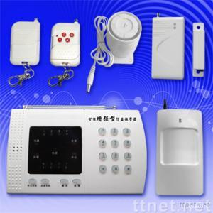 LED Home DIY Alarm System