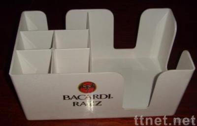 Napkin Holder  Bar Caddy