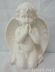 porcelain crafts   angel