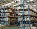 warehouse and trucking in china