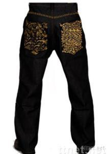 Sell New ED-hardy jeans,Man Denim Jeans,paypal