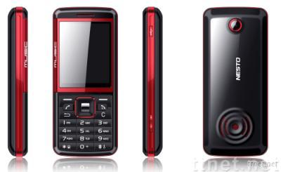 A18 loud speaker dual Sim/standby Mobile Phone