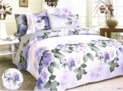 Small Jacquard 4-piece Bedding Set