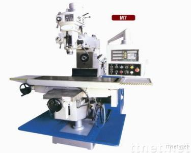 Bed-Type Milling Machine