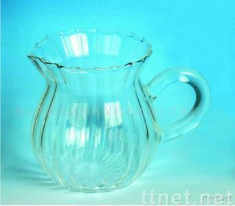 glass cup stripes 82