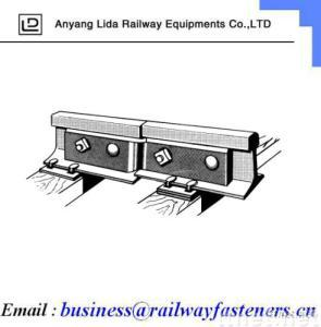 Fishplate/rail joint bar/rail connectors/Railway Accessories