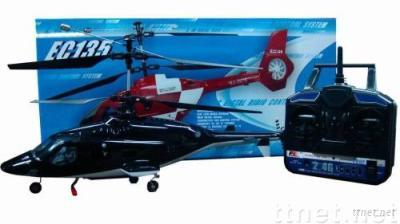 Mini R/C helicopter D-Bell Heli