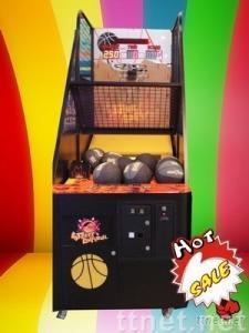 Basketball Coin Operated Game Machine