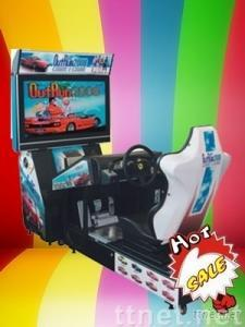 OutRun2008 Racing Coin Operated Game Machine
