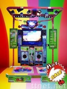 Dancing 3 Version Game Machine