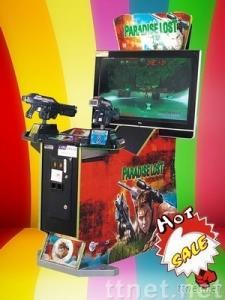 Paradise Lost Shooting Coin Operated Game Machine