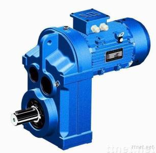 F Series Parallel Shaft-helical Gear Reducer