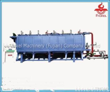 automatic vacuum eps block moulding machinery