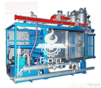 automatic vacuum EPS packaging machinery