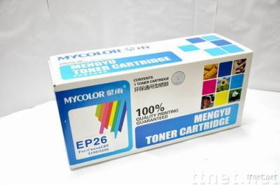 Toner cartridges for Canon EP26