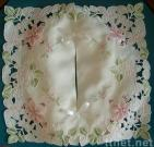 Embroidery Ttissue Holder Cover