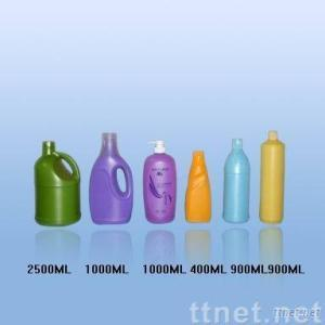 Plastic Lubricating-oil & Detergent Bottle