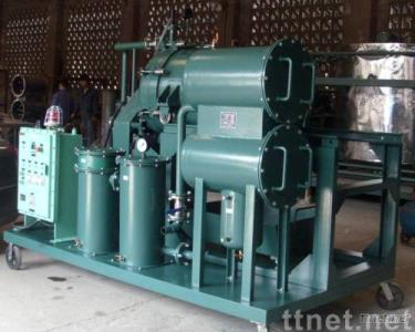 Used Cooking oil Filtration/waste vegetable oil refinery System