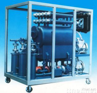 Single stage vacuum insulating oil purifier,oil filtration