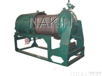 Horizontal-closed type Oil filtration device for Lubricating Oil