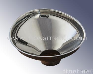 Stainless Steel Squatting Pan Toilet