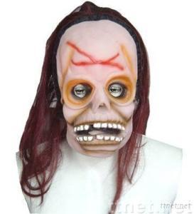 Halloween latex mask, Halloween vizard mask, Halloween Products, Halloween gift, Halloween items, Halloween accessorie