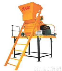 Manufacture of Concrete Mixer (JS-500)