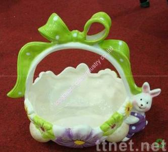 Ceramic Candy holder, dinnerware